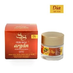 CREMA FACIAL ARGAN LABORATORIO S&S